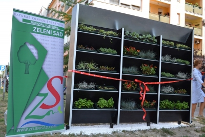 Project Vertical Garden