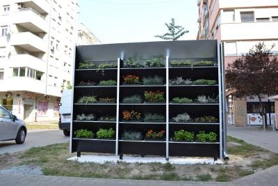 Projekat Vertikalna bašta